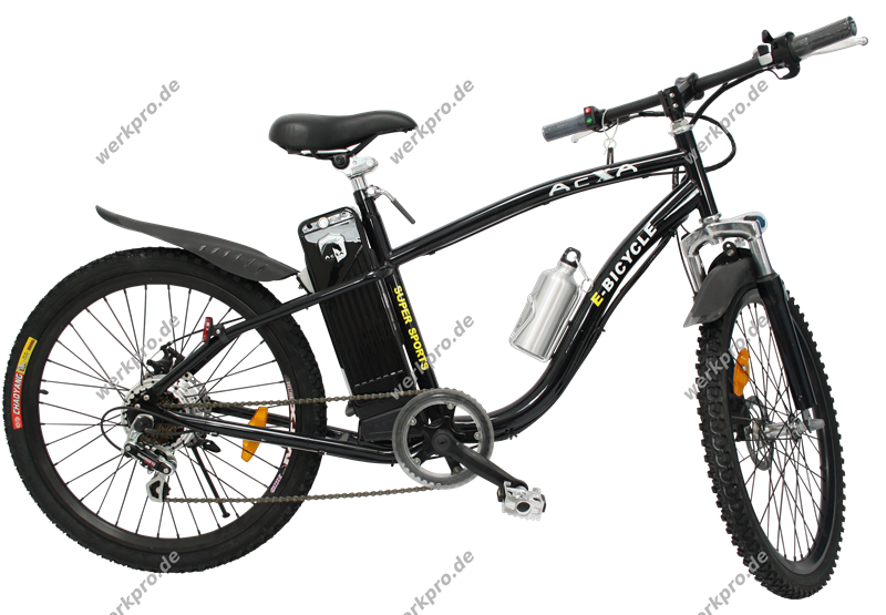 elektro fahrrad elektromountainbike e bike mountainbike in. Black Bedroom Furniture Sets. Home Design Ideas