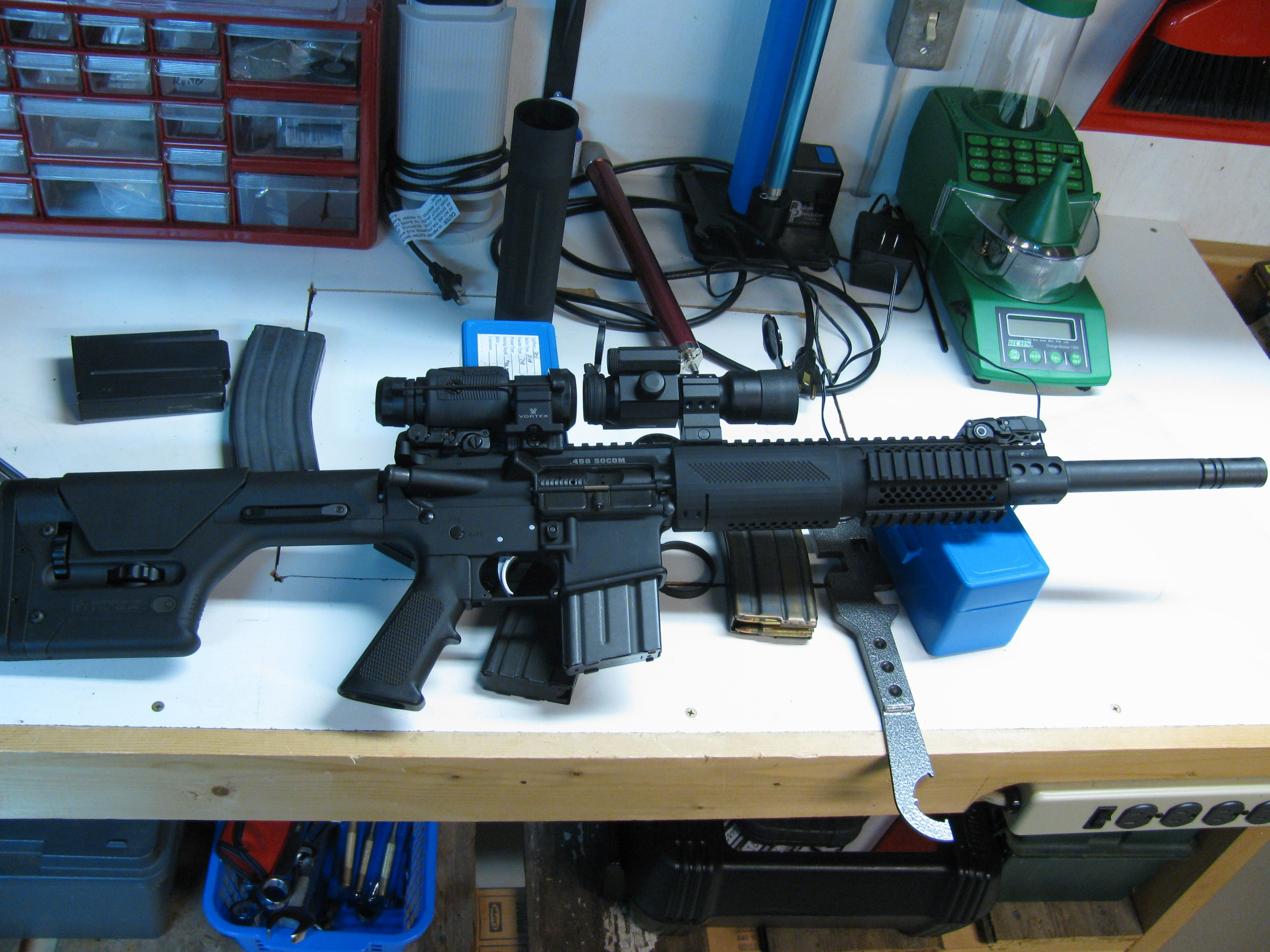 RRA 458 SOCOM Upgraded - AR-15 Discussion