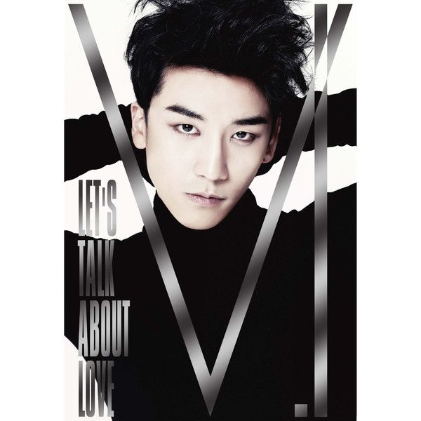 [Album] V.I (SeungRi) - LET'S TALK ABOUT LOVE [Japanese] (MP3 + iTunes Plus AAC M4A)