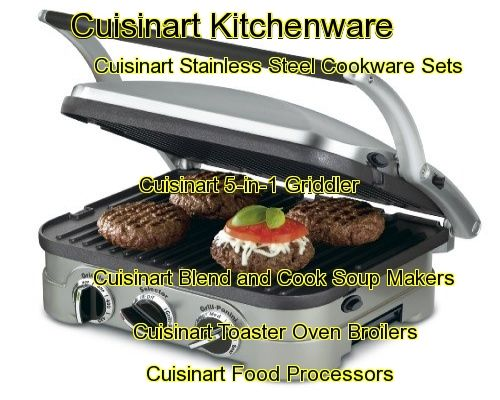 cuisinart kitchen click here