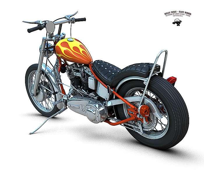 mayhem on a motorcycle commercial rat rods rule. Black Bedroom Furniture Sets. Home Design Ideas