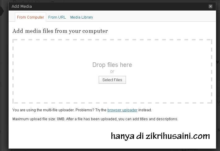 wordpress 3.3, drag upload wordpress 3.3
